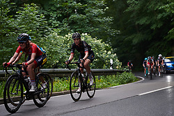Julie Leth (DEN) at Lotto Thuringen Ladies Tour 2018 - Stage 2, an 136 km road race starting and finishing in Meiningen, Germany on May 29, 2018. Photo by Sean Robinson/Velofocus.com