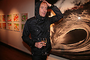 RHYS IFANS, Post War and contemporary art party, Hosted by Christies and Vanity Fair. Old Brompton Rd. London. 10 October 2007. -DO NOT ARCHIVE-© Copyright Photograph by Dafydd Jones. 248 Clapham Rd. London SW9 0PZ. Tel 0207 820 0771. www.dafjones.com.