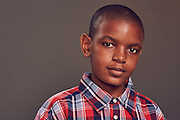 Portrait of a young boy<br /> Photographed by editorial and commercial Houston photographer Nathan Lindstrom