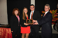 Oklahoma State CASNR Senior of Distinction recipient, Laurie Fitch. Laurie is an agricultural communications major from Stillwater, Oklahoma.
