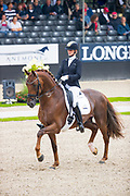 Joyce Lenaerts - Beukenvallei's Iconic B<br /> FEI World Championships Young Dressage Horses 2019<br /> © DigiShots