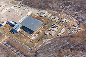 Frito Lay Plant Construction Aerial Photography 01/15