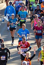 04-11-2018 USA: 2018 TCS NYC Marathon, New York<br /> Race day  TCS New York City Marathon / Celina