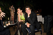 LIZ GOLDWYN; NINA CLEMENTE; ANDREA CLEMENTE Rodarte Poolside party to show their latest collection. Hosted by Kate and Laura Muleavy, Alex de Betak and Katherine Ross.  Chateau Marmont. West  Sunset  Boulevard. Los Angeles. 21 February 2009 *** Local Caption *** -DO NOT ARCHIVE -Copyright Photograph by Dafydd Jones. 248 Clapham Rd. London SW9 0PZ. Tel 0207 820 0771. www.dafjones.com<br /> LIZ GOLDWYN; NINA CLEMENTE; ANDREA CLEMENTE Rodarte Poolside party to show their latest collection. Hosted by Kate and Laura Muleavy, Alex de Betak and Katherine Ross.  Chateau Marmont. West  Sunset  Boulevard. Los Angeles. 21 February 2009