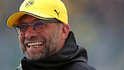 Football: Germany, 1. Bundesliga, VfL Wolfsburg - Borussia Dortmund (BVB), Wolfsburg - 16.05.2015,<br /> Trainer Juergen Klopp (Dortmund) <br /> <br /> &copy; pixathlon<br /> <br /> +++ NED out !!! +++