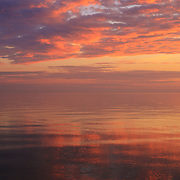 &quot;Spectacular Sunset&quot;<br /> <br /> A gorgeous sunset in hues of pink, gold, purple, yellow, and blue over Lake Michigan!