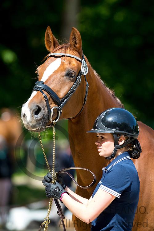Manon Gimet - Wyoming<br /> CDI Compiegne 2018<br /> © DigiShots