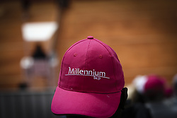 May 3, 2018 - Estoril, Portugal - Atmospheres during the Millennium Estoril Open tennis tournament in Estoril, outskirts of Lisbon, Portugal on May 1, 2018  (Credit Image: © Carlos Costa/NurPhoto via ZUMA Press)