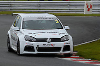 #2 Paul Taylor VW Golf  during the Maximumgroup.net VAG Trophy at Oulton Park, Little Budworth, Cheshire, United Kingdom. August 20 2016. World Copyright Peter Taylor/PSP.