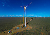 Sere Wind Farm Aerials