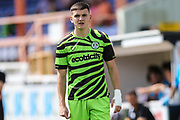 Forest Green Rovers Liam Kitching(20) during the Pre-Season Friendly match between Bath City and Forest Green Rovers at Twerton Park, Bath, United Kingdom on 27 July 2019.