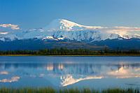 Mount Sanford 16,237¬+ft (4,949¬+m)  Wrangell-St. Elias National Park Alaska