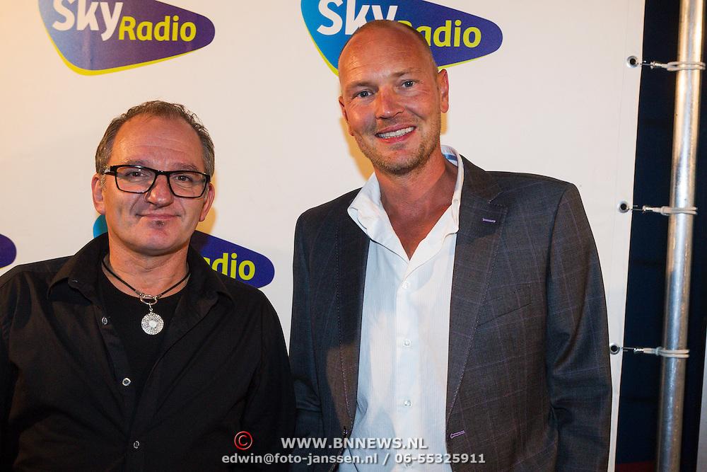 NLD/Hilversum/20130925 -  Sky Radio 25 Year Anniversary Concert, Jeroen van Inkel en ………….