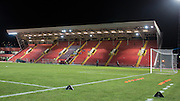 General view of the stadium during the Vanarama National League match between Gateshead and Southport at Gateshead International Stadium, Gateshead, United Kingdom on 8 December 2015. Photo by Mark P Doherty.