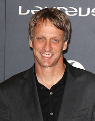 TONY HAWK. arrives at the Laureus Sport Awards held at the Queen Elizabeth II Centre, London, Monday February 6, 2012. Photo By i-Images