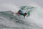29 April 2011: Nick Vasicek surfs at Snapper Rocks on the Gold Coast. Photo by Matt Roberts