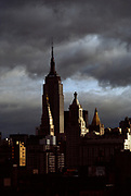 Empire Mood, New York City, New York, USA, March 1983