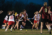 Montgomery Blair Girls Varsity Lacrosse Team defeats Wooten April 16, 2009