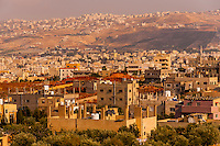 On road between Amman and Jerash, Jordan.