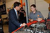 Minister-president Rutte trapt schooljaar MBO Midden-Nederland af
