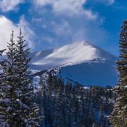 Imperial Bowl & Horseshoe Bowls, Peak Eight, Breckenridge, Colorado