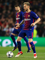 Ivan Rakitic of Barcelona - Mandatory by-line: Matt McNulty/JMP - 14/03/2018 - FOOTBALL - Camp Nou - Barcelona, Catalonia - Barcelona v Chelsea - UEFA Champions League - Round of 16 Second Leg