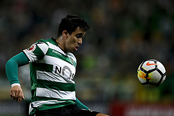 April 18, 2018 - Lisbon, Portugal - Sporting's midfielder Marcos Acuna in action   during Portuguese Cup 2017/18 match between Sporting CP vs FC Porto, in Lisbon, on April 18, 2018. (Credit Image: © Carlos Palma/NurPhoto via ZUMA Press)