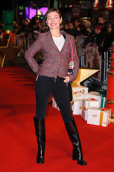 Camilla Rutherford at the Nativity 2 premiere in London,  Tuesday, 14th November 2012  Photo by: Chris Joseph / i-Images