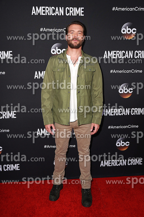 Charlie Weber. EXPA Pictures &copy; 2015, PhotoCredit: EXPA/ Photoshot/ Martin Sloan<br /> <br /> *****ATTENTION - for AUT, SLO, CRO, SRB, BIH, MAZ only*****