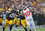 NCAA Football - Ohio State at Iowa - November 20, 2010