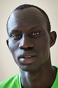 South Sudanese refugee, James Nyang Chiengjiek, selected for Refugee Olympic Team at the Olympic Games in Rio 2016