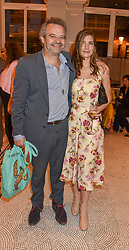 Mark Hix and Nettie Wakefield at the Belmond Cadogan Hotel Grand Opening, Sloane Street, London England. 16 May 2019. <br /> <br /> ***For fees please contact us prior to publication***