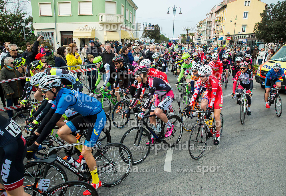 Maximilian Kuen of Amplatz-BMC (AUT) prior to the UCI Class 1.2 professional race 2nd Grand Prix Izola, on March 1, 2015 in Izola / Isola, Slovenia. Photo by Vid Ponikvar / Sportida