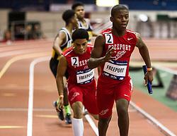 The 108th Millrose Games Track & Field: Long Island High School Boys' 4x400m Relay