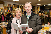 Founder of the Expect Success Academy, Galway based business and marketing strategist John Mulry launched his first book Your Elephant's Under Threat. At the launch was Fiona and Denis Smith from Roscam.<br /> Your Elephant's Under Threat will be available from www.amazon.com and Charlie Byrne&rsquo;s Bookshop Galway from February 28th and retails at &euro;19.99<br /> &nbsp;Photo:Andrew Downes
