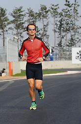 21.10.2010, Korea International Circuit, Yeongam, KOR, F1 Grandprix of Korea, im Bild .Jarno Trulli (ITA), Lotus F1 Racing, EXPA Pictures © 2010, PhotoCredit: EXPA/ InsideFoto/ Hasan Bratic *** ATTENTION *** FOR AUSTRIA AND SLOVENIA USE ONLY!