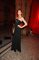 MARGO STILLEY at a dinner held at the Natural History Museum to celebrate the re-opening of their store at 175-177 New Bond Street, London on 17th October 2007.<br /><br />NON EXCLUSIVE - WORLD RIGHTS