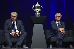 November 15, 2018 - Paris, France - Claude Atcher ( Directeur general du GIP France 2023 ) et Jacques Rivoal  (Credit Image: © Panoramic via ZUMA Press)