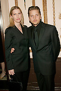 Actor Barry Pepper with wife Cindy at the 3rd Annual Directors Guild Of America Honors at the Waldorf-Astoria in New York City. June 9, 2002. <br />