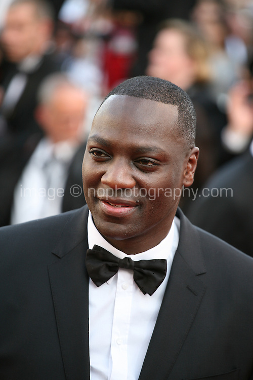 Adewale Akinnuoye-Agbaje at The Paperboy gala screening red carpet at the 65th Cannes Film Festival France. Thursday 24th May 2012 in Cannes Film Festival, France.