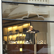 Asprey jewellery shop,  Bond Street, London