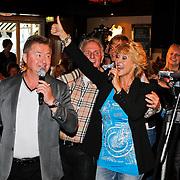 NLD/Volendam/20100908 - CD presentatie Jan Keizer en Annie Schilder, optreden