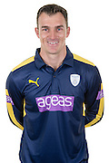 Hampshire all-rounder Ryan McLaren in the 2016 Royal London One Day Cup Shirt. Hampshire CCC Headshots 2016 at the Ageas Bowl, Southampton, United Kingdom on 7 April 2016. Photo by David Vokes.