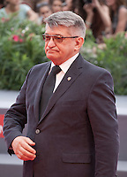 Director Aleksandr Sokurov at the gala screening for the film Francofonia at the 72nd Venice Film Festival, Friday September 4th 2015, Venice Lido, Italy.