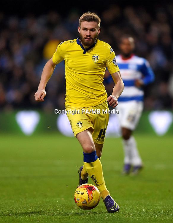 Leeds United's Stuart Dallas