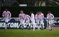 Joie Evian - 03.01.2015 - Bobigny / Evian Thonon - Coupe de France <br />Photo : Dave Winter / Icon Sport