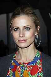 Laura Bailey  at the Jonathan Saunders show  at London Fashion Week A/W 2012. Sunday ,19th February 2012. Photo by: Stephen Lock / i-Images