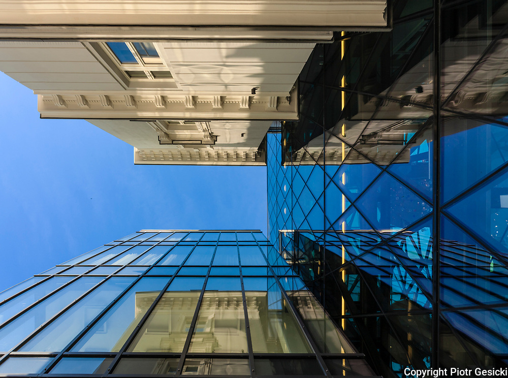 Boutique and design Hotel Indigo Warsaw by IHG, professional interior hotel photography by Piotr Gesicki