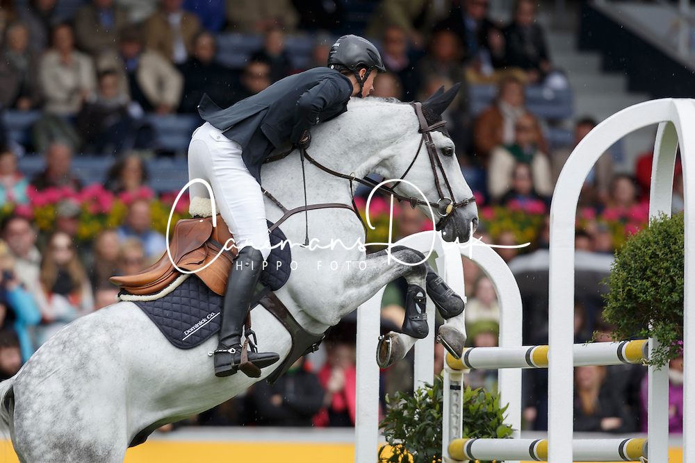 Fuchs Martin, (SUI), Clooney<br /> Rolex Grand Prix, The Grand Prix of Aachen<br /> Weltfest des Pferdesports Aachen 2015<br /> © Hippo Foto - Dirk Caremans<br /> 31/05/15