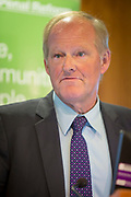 Eoin McLennan-Murray, chair of trustees. The Howard League for Penal Reform 'Policing the community' conference and Community Awards 2017. The King's Fund, London, 8 November 2017